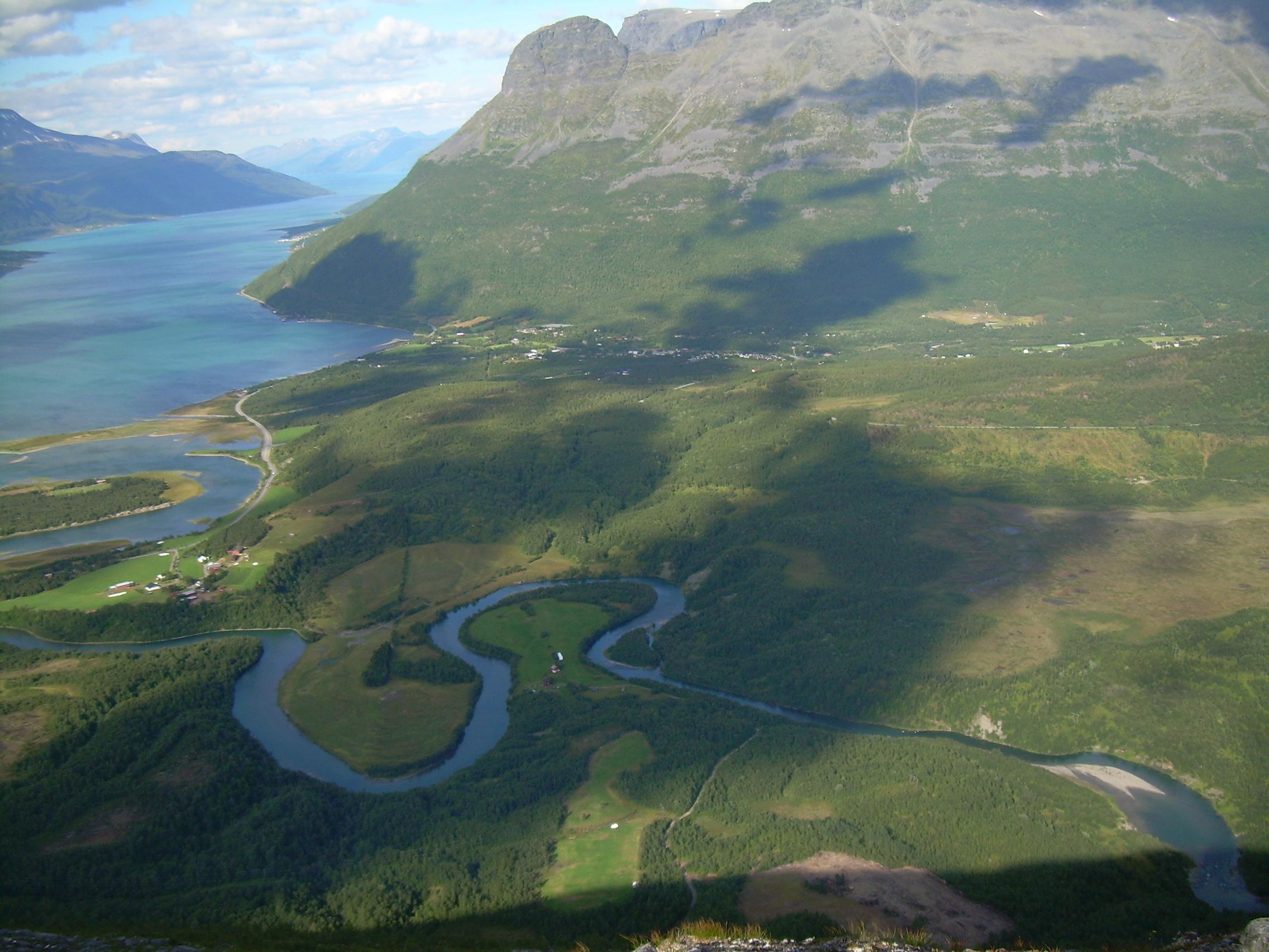 oteren i storfjord